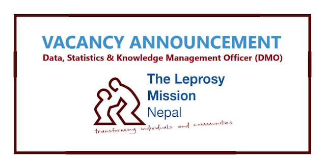 Jobs at The Leprosy Mission Nepal for Social Mobilizer