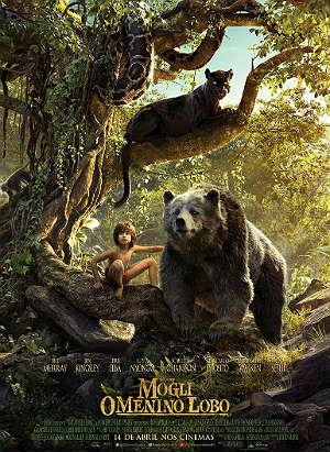 Filme Poster Mogli: O Menino Lobo