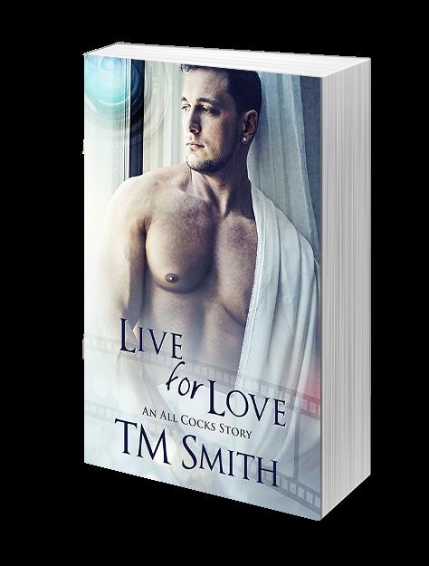 Author Spotlight – TM Smith's Live For Love