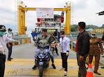 Pasca Lonjakan Kasus Covid-19, Kabupaten Samosir Perketat Pintu Masuk
