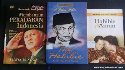 Buku tentang Habibie