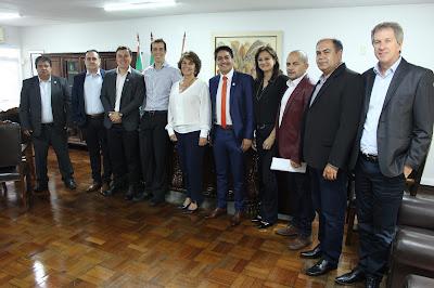Cristina Silvestre viabiliza implantação do Colégio Militar em Guarapuava