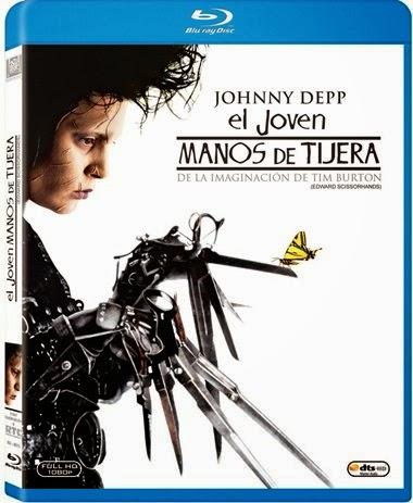 El joven manos de tijera (1990) HD 1080p Latino