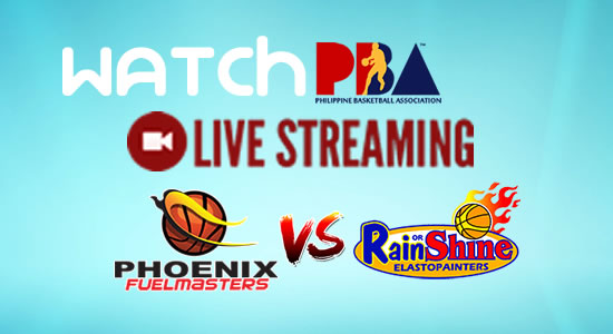 Livestream List: Phoenix vs Rain or Shine game live streaming January 17, 2018 PBA Philippine Cup