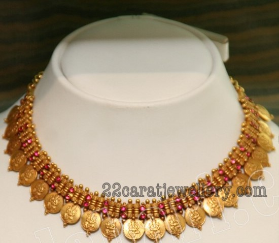 22 Carat Gold Grt Antique Necklace Sets Gallery