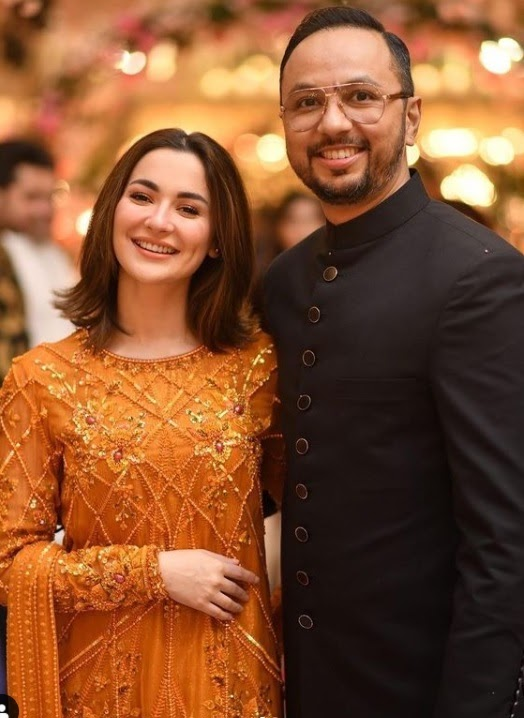 wedding pictures of Ali khan