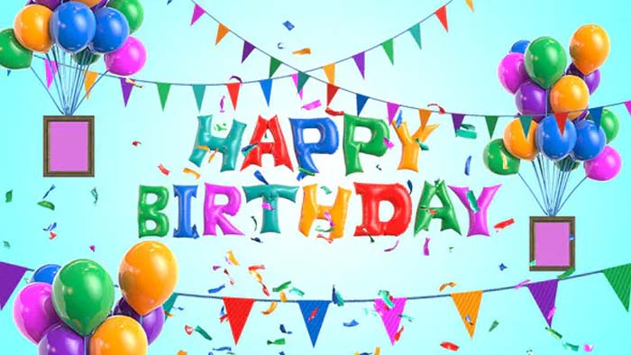 Happy Birthday Wishes For After Effect