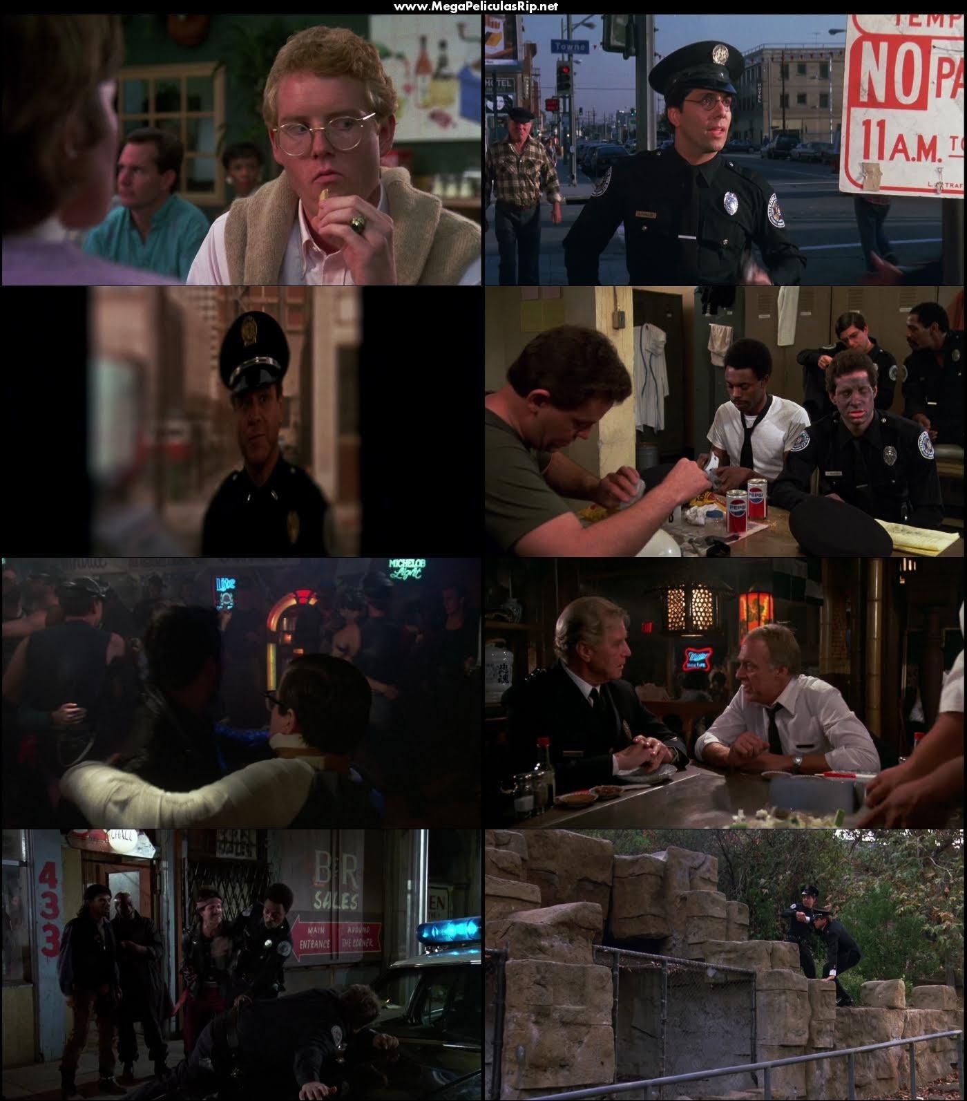 Locademia de policia 2 1080p Latino