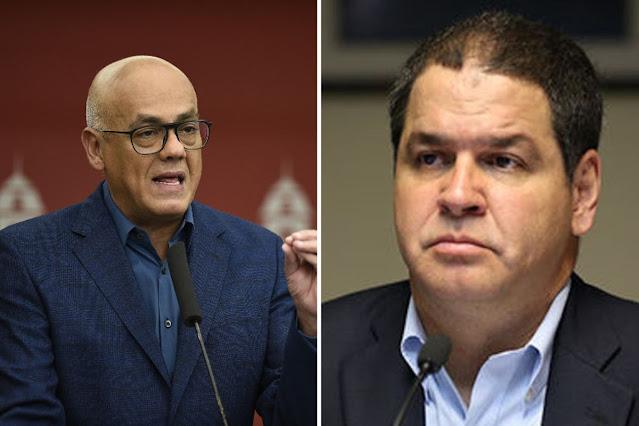 JORGE RODRÍGUEZ REVELÓ PRETENSIONES DE LUIS FLORIDO DE IR POR LA GOBERNACIÓN DE LARA