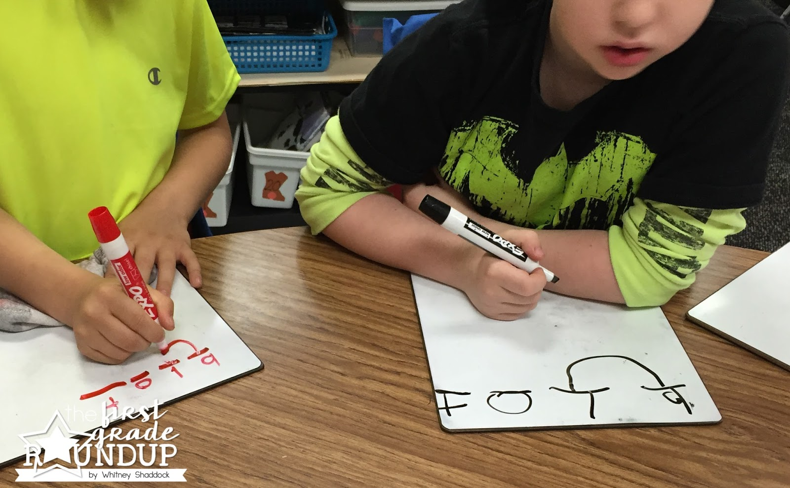 Meaningful Ways to Teach Spelling - Firstgraderoundup