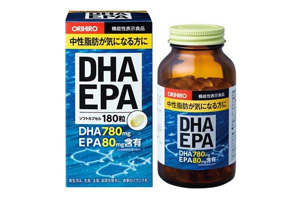 Viên dha Orihiro DHA EPA
