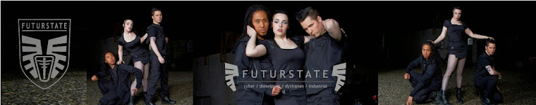 FUTURSTATE - ALTERNATIVE FASHION BLOG | futuristic industrial clothing