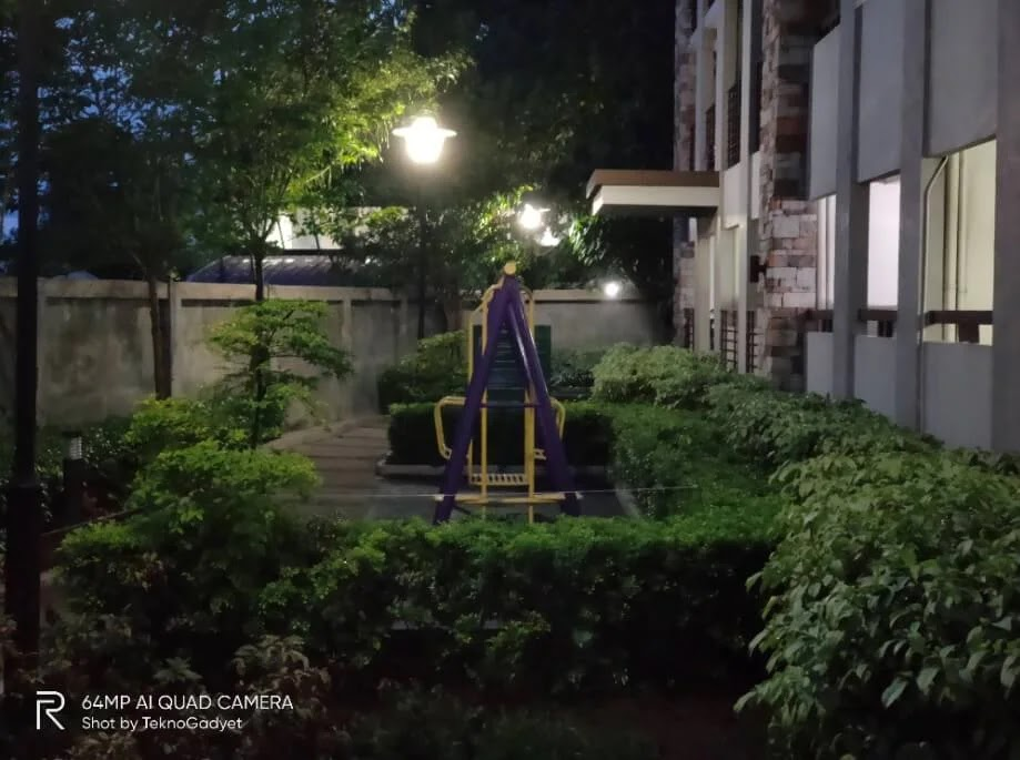 Realme 6 Pro Camera Sample - Outdoor, Evening, Ultrawide