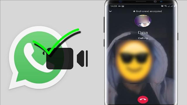 حل مشكلة مكالمات الفيديو في الواتس اب