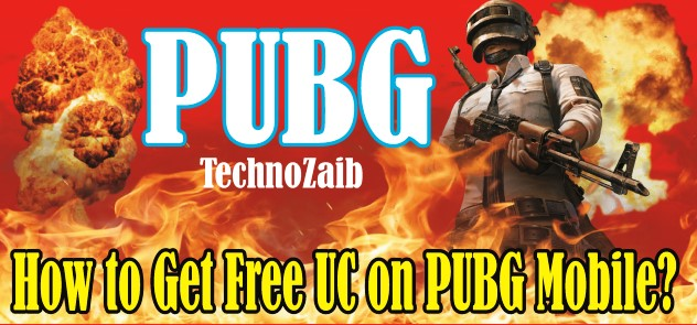 How to Get Free UC on PUBG Mobile ?