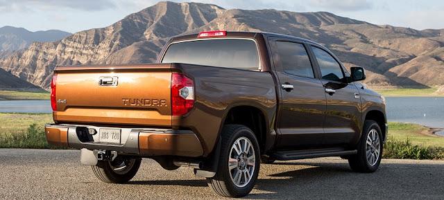 Toyota Tundra 2017 Lease