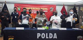 Anggota Polri Dikeroyok Massa Aksi Tolak Omnibus Law, Pelaku Terancam 9 Tahun Penjara