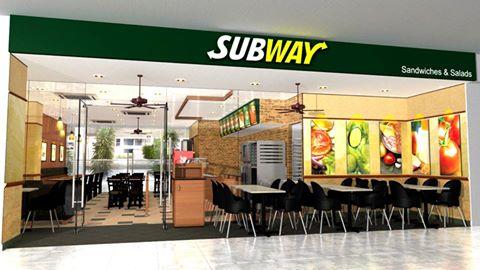 Subway di Kubang Kerian Kota Bharu Kelantan ?