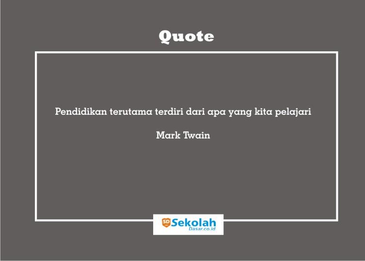 quote pendidikan tokoh terkenal dunia