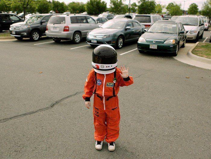 Anak 9 tahun ini mencalonkan Diri Sebagai Petugas Perlindungan Planetary Di NASA