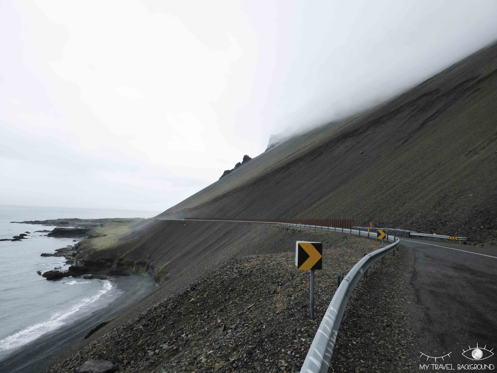 My Travel Background : Islande, en route vers les fjords de l'Est