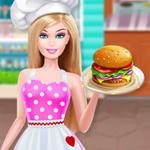 لعبة طبخ البرجر