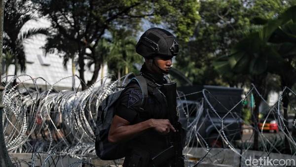 12.500 Personel TNI-Polri Diturunkan Amankan Aksi 1812 di Depan Istana