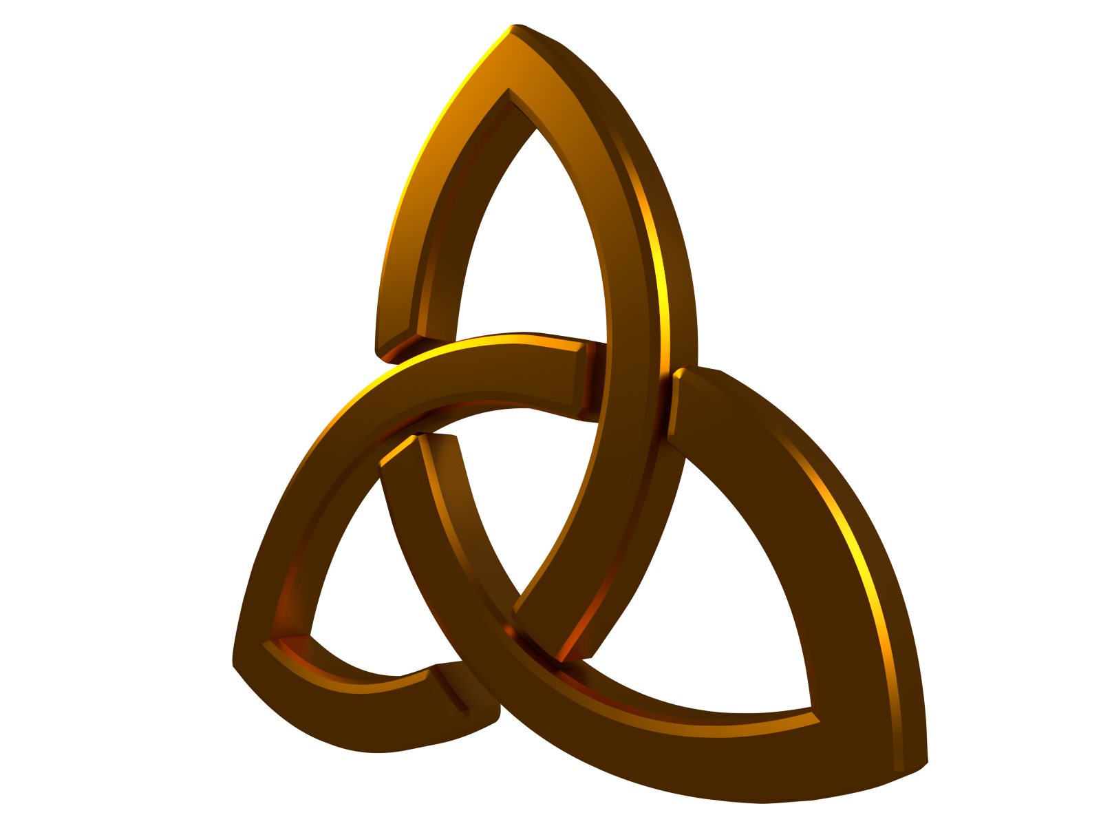 High Res PNG Files: The Trinity Symbol