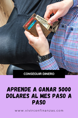 Como ganar 5000 DOLARES EXTRA al mes paso a paso