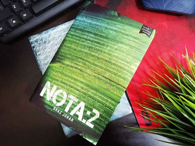 Review Novel Nota 2 by Shaz Johar