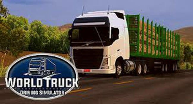 تحميل لعبة world truck driving simulator مهكرة للاندرويد - خبير تك