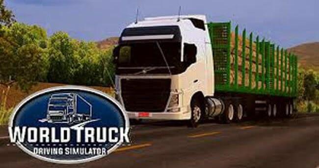 تحميل لعبة truck and logistics simulator للاندرويد