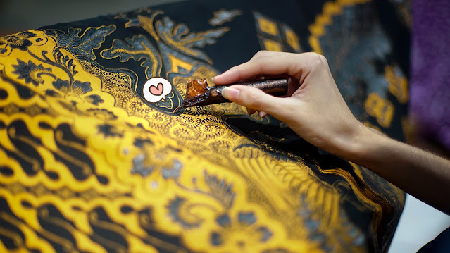 Latansa Batik Shopee Galeri Batik Pekalongan, Yogya, Surakarta dll Siap Melestarikan Budaya Indonesia