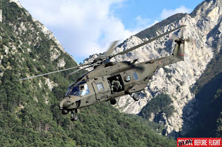 Italian Army Airmobile Permanent Training