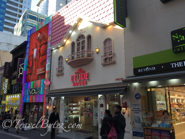Exploring Myeongdong: Shopping Galore