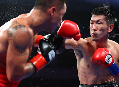 Hiroki Okada def. Cristian Coria with a unaniunan decision