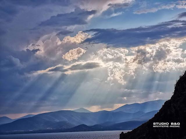 Καιρός: Συννεφιά με πιθανότητα βροχής - Πρόγνωση μέχρι την Κυριακή