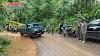 Longsor di Jalur Liwa - Krui Saat Ini Sudah Bisa di Lalui, Proses Evakuasi Selesai