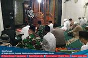 Safari Tahajud di Masjid Al Falah Kencong, Dandim Jember Ingatkan Pentingnya Vaksin