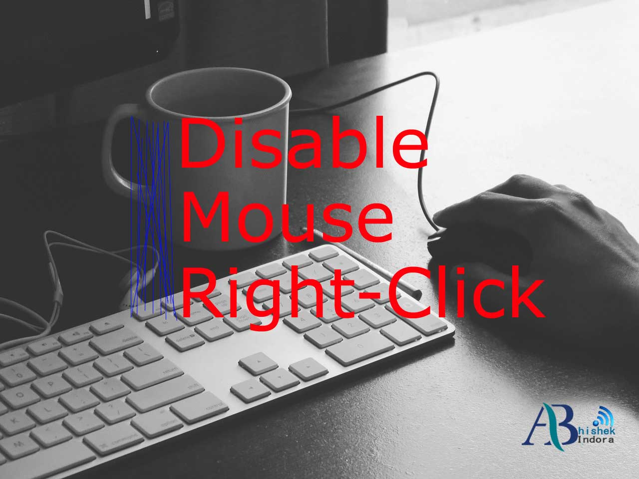 How to disable right click on blogger?, disable right click blogger