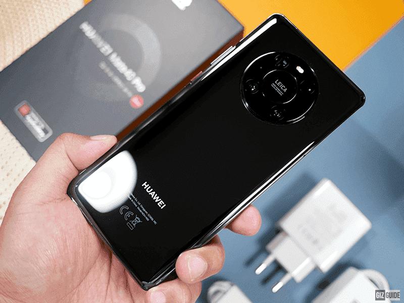 File photo: Huawei Mate 40 Pro