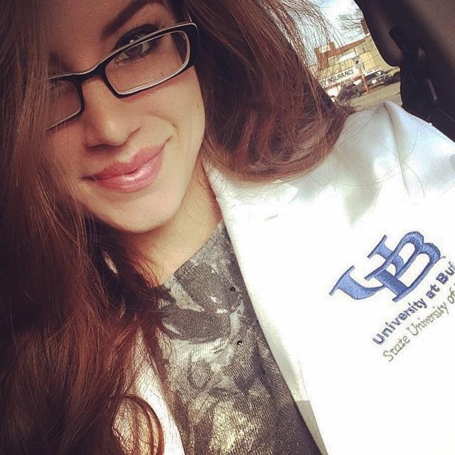 Estudiante de medicina que se volvió viral por su belleza