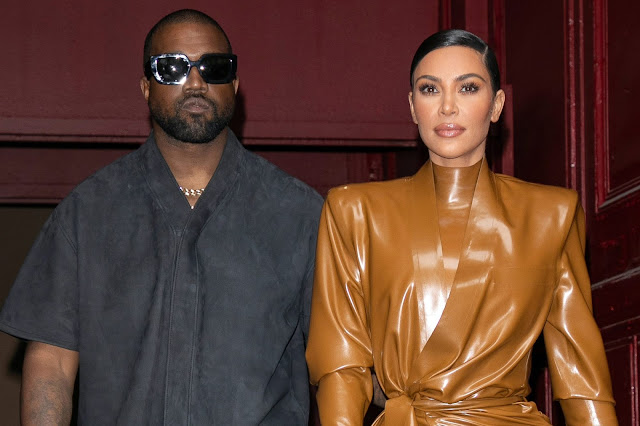 'She's not in contact with him': Kim Kardashian West is planning a Valentine's Day celebration without Kanye West