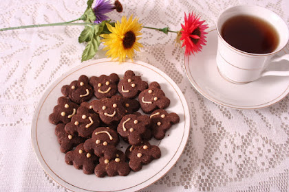 Resep Kue Kering Coklat Kopi Yang Enak
