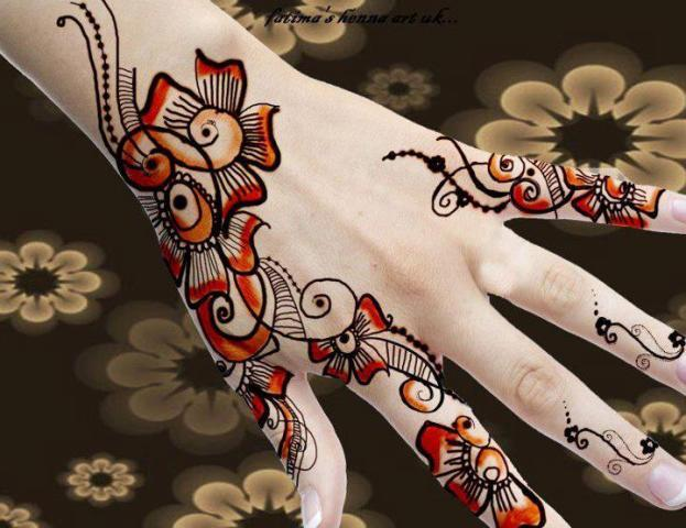 Henna Designs For Women: Fashion Mehndi Designs For Women 2013