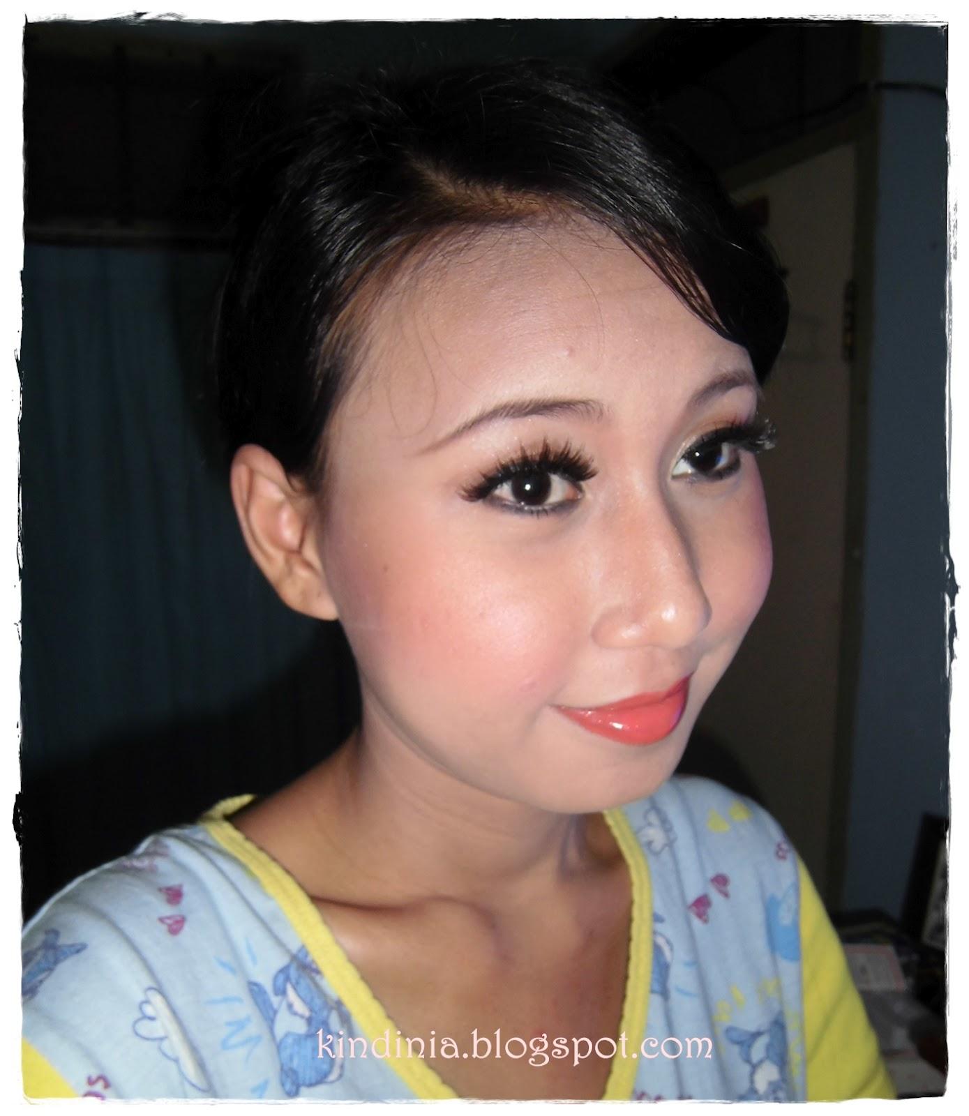 merk w5 make up