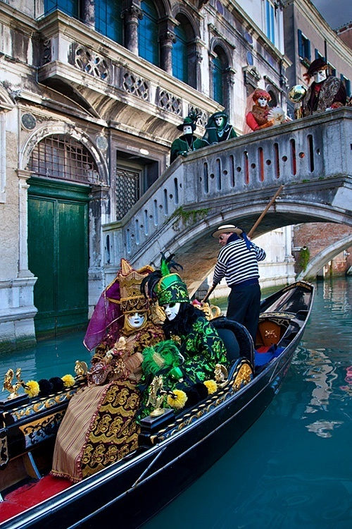 Carnival, Venice, Italy | A1 Pictures