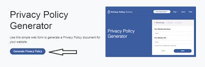 Cara Membuat Halaman About, Contact, Privacy Policy, Disclaimer Di Blogger