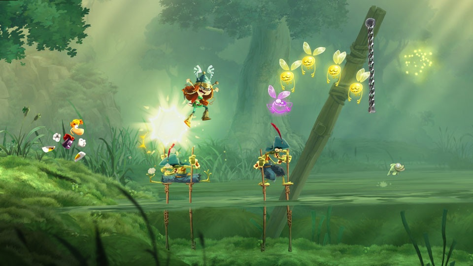 Rayman Legends Save Data PC