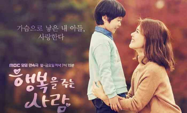 Sinopsis Person Who Gives Happiness Episode 1 - 118 Selesai